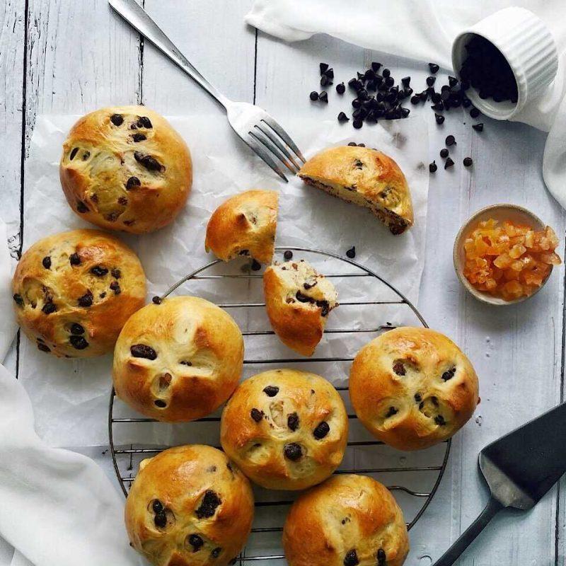 Bánh Bơ-gơ | Buns