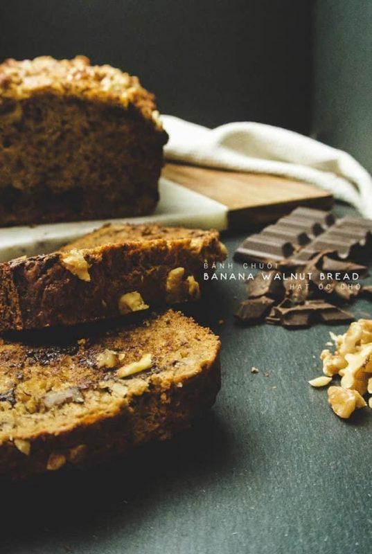 Bánh Ổ Dài   Loaf Cake
