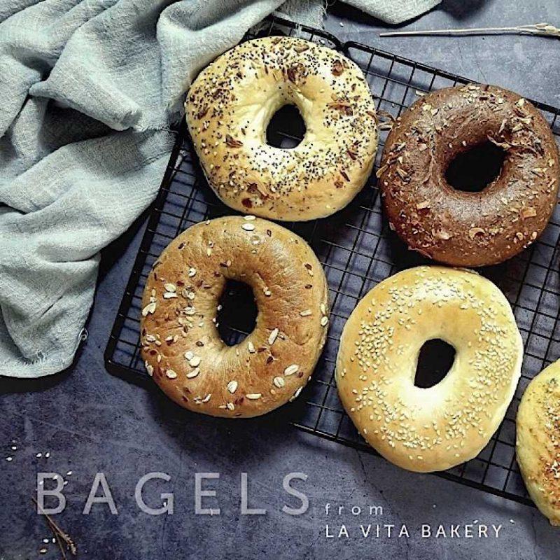 Bánh Mì Vòng | Bagels