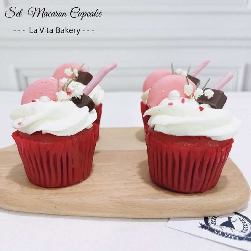 Bánh Nướng Nhỏ   Cupcake